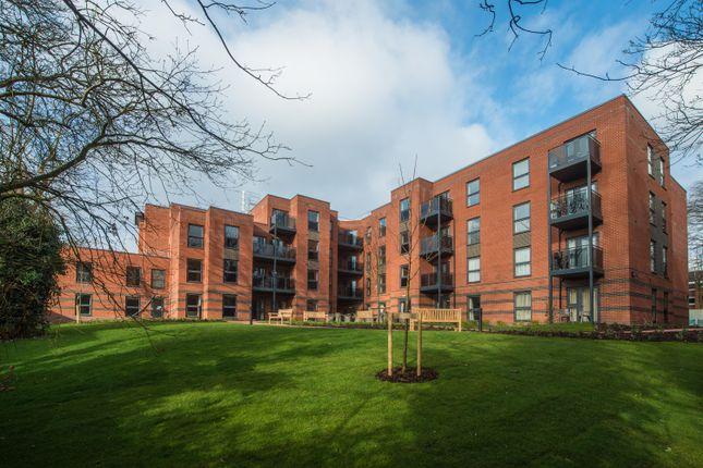 Thumbnail Flat to rent in Norfolk Road, Edgbaston, Birmingham