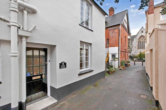 Thumbnail Semi-detached house for sale in Chapel Place, Fore Street, Topsham, Exeter