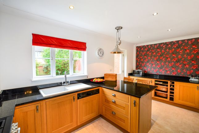 Thumbnail Detached house for sale in Caesar Avenue, Kingsnorth, Ashford