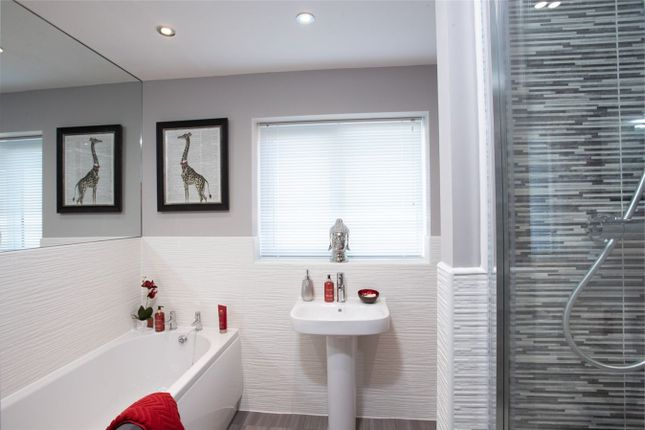 4 bed detached house for sale in The Shakespeare, Swallowfields, Guide, Blackburn BB1