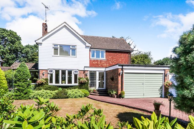 Thumbnail Detached house for sale in Marlborough Drive, Burgess Hill