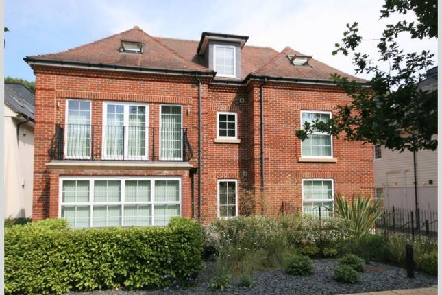 Thumbnail Flat for sale in Compton Avenue, Canford Cliffs, Poole