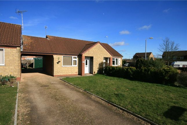 Thumbnail Bungalow to rent in Strubby Close, Lincoln