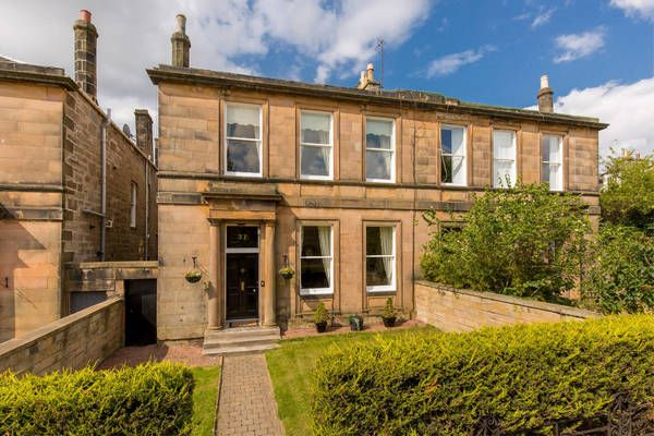 Thumbnail Semi-detached house to rent in Minto Street, Newington, Edinburgh