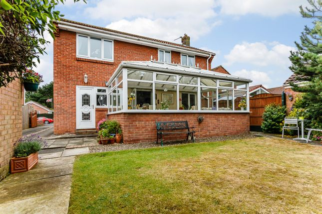 4 bed detached house for sale in Beech Drive, South Milford, Leeds