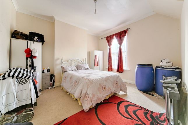 Bedroom of George Lane, Lewisham SE13