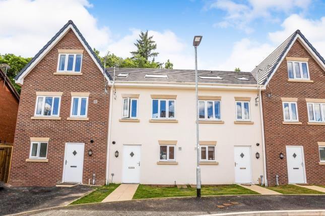 Thumbnail Terraced house for sale in Rhyd Y Byll, Rhewl, Ruthin, Denbighshire