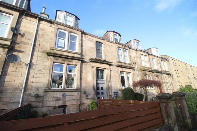 Thumbnail Flat for sale in Cardwell Road, Gourock