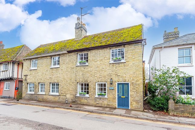 3 bed detached house to rent in Church Street, Great Shelford, Cambridge CB22