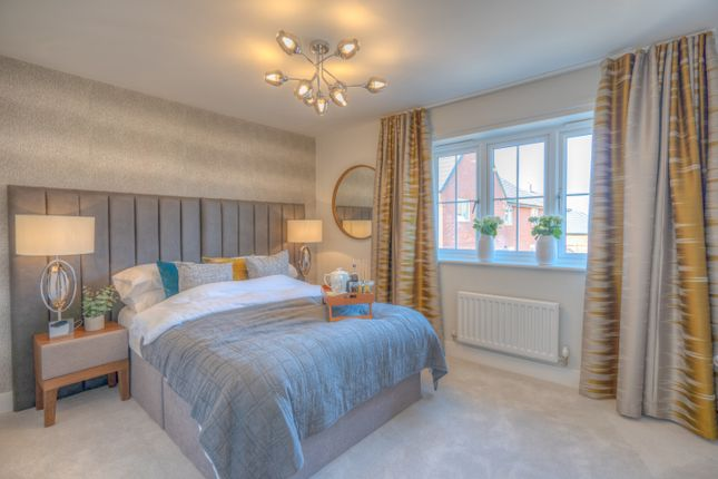 Semi-detached house for sale in Streethay, Lichfield