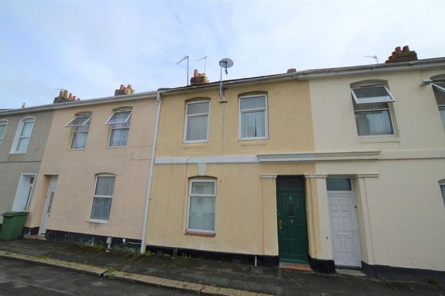 Thumbnail Terraced house for sale in Francis Street, Plymouth, Devon
