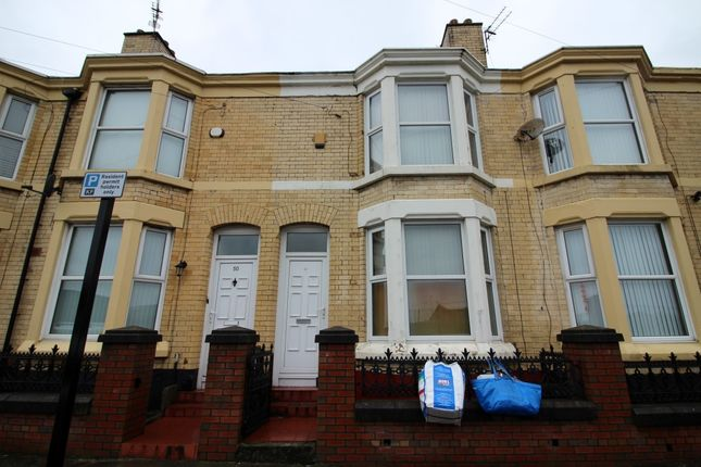Thumbnail Shared accommodation to rent in Jubilee Drive, Kensington, Liverpool