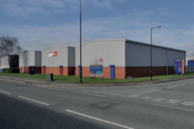 Thumbnail Industrial to let in Harp Trading Estate, Guinness Road, Trafford Park, Manchester