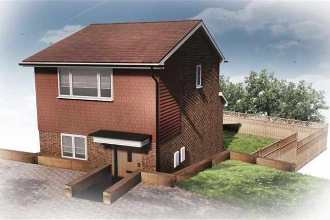 Thumbnail Detached house for sale in Woodpecker Road, Larkfield, Kent