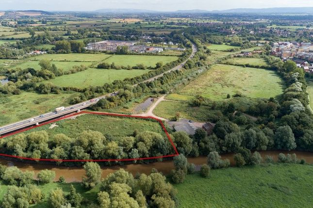 Thumbnail Land for sale in Plot 2, Severnside Farm, Gloucester, Gloucestershire