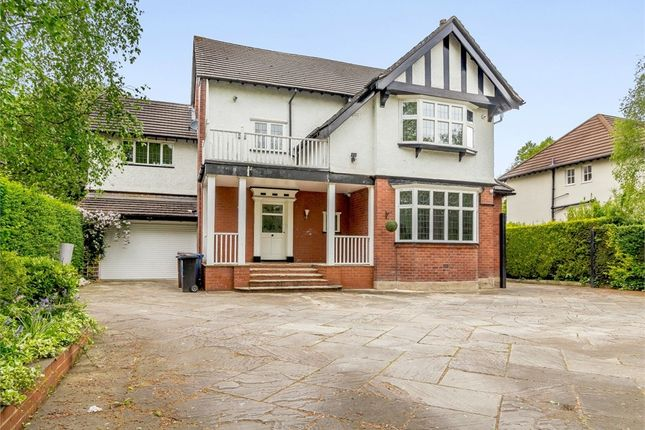 Thumbnail Detached house for sale in Bramhall Lane, Stockport, Cheshire