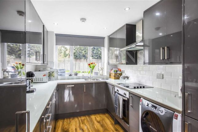 Thumbnail End terrace house for sale in Clement Close, Brondesbury Park, London