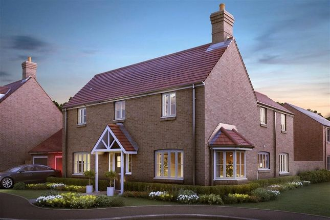 Thumbnail Detached house for sale in The Carriages, Chinnor, Oxon