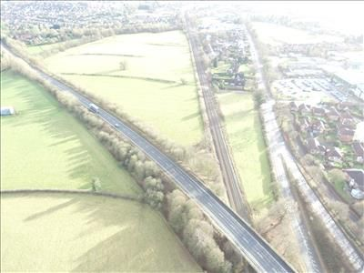 Thumbnail Land for sale in Bromfield Road, Land Off A49, Ludlow, Shropshire