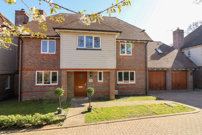 Thumbnail Detached house for sale in Boyneswood Road, Medstead, Hampshire
