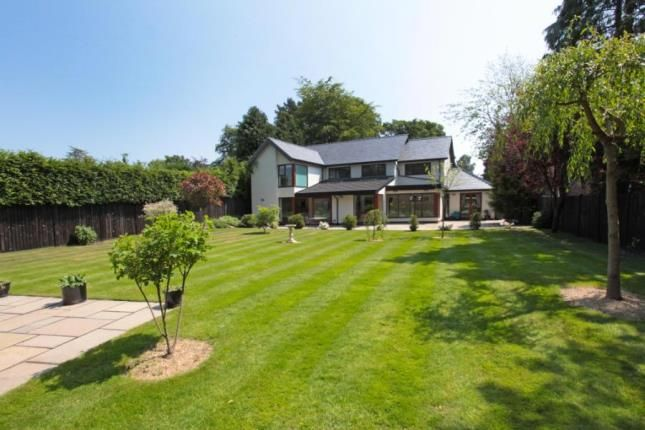 Thumbnail Detached house for sale in Yew Tree Way, Prestbury, Macclesfield, Cheshire