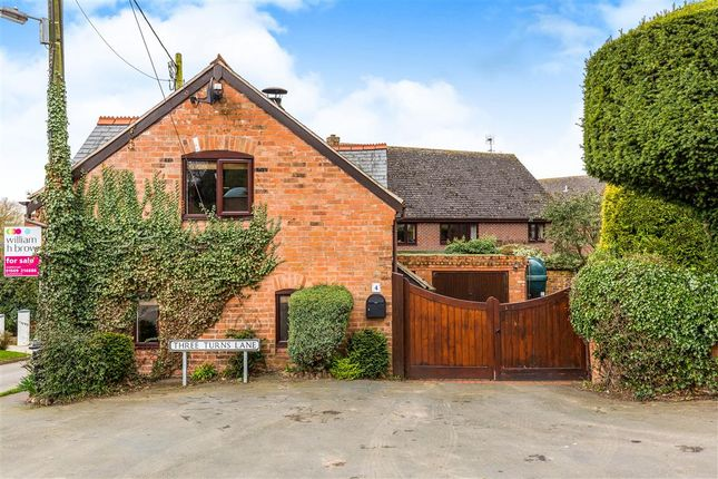 Thumbnail Property for sale in Three Turns Lane, South Croxton, Leicester