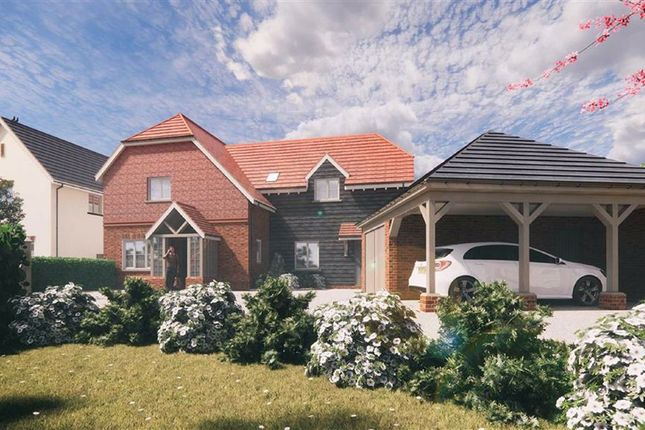 Thumbnail Detached house for sale in The Green, Soulbury, Leighton Buzzard
