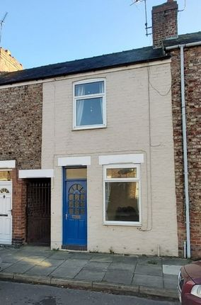 Thumbnail Terraced house to rent in Finsbury Street, South Bank, York