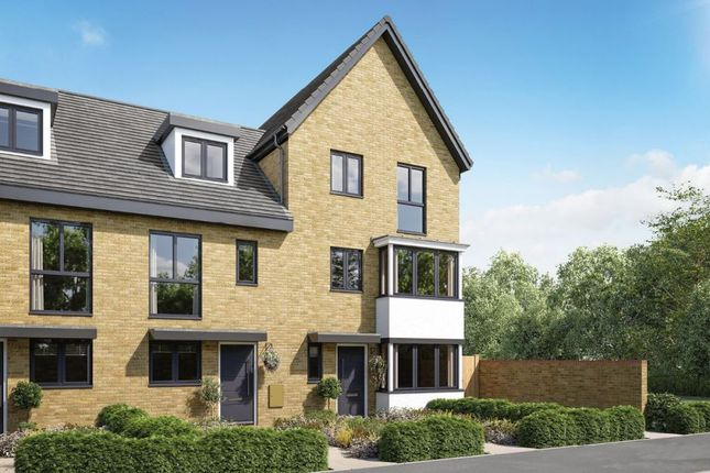 """Thumbnail Property for sale in """"The Hexham """" at Curbridge, Botley, Southampton"""