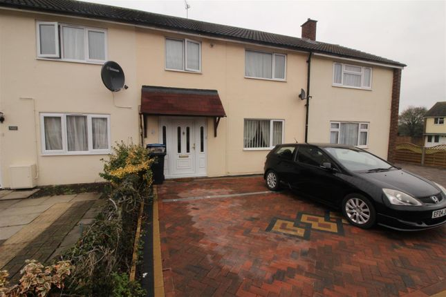 Thumbnail Terraced house for sale in Spencers Croft, Harlow