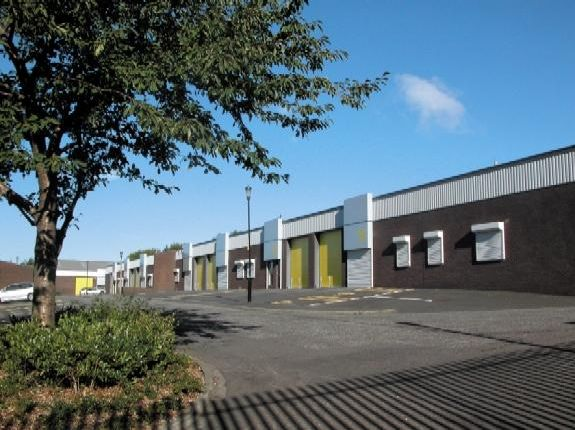 Thumbnail Industrial to let in Hawick Trading Estate, Newcastle Upon Tyne, Tyne And Wear, England