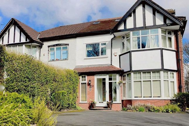 Thumbnail Semi-detached house for sale in Cavendish Road, Broughton Park, Manchester