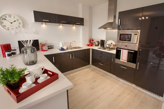 Thumbnail Terraced house for sale in The Torlan At Vivo Northshore, Northshore Road, Stockton-On-Tees