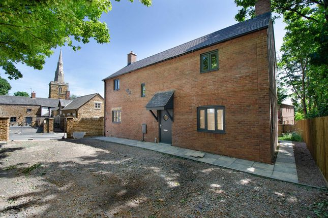 Thumbnail Detached house for sale in Main Street, Tilton On The Hill, 9