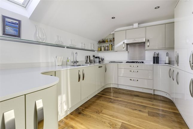 Kitchen of Old Chiswick Yard, Pumping Station Road, London W4