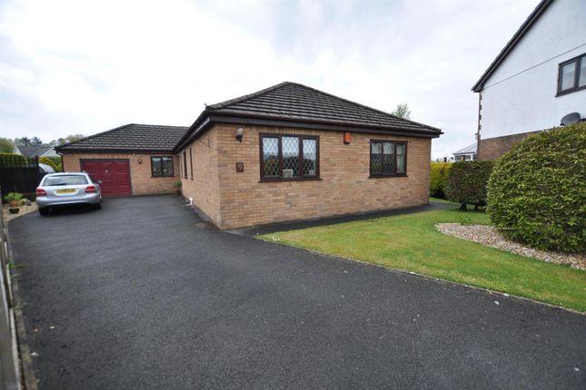 Thumbnail Detached bungalow for sale in 9 Ger Y Capel, Llangain, Carmarthen