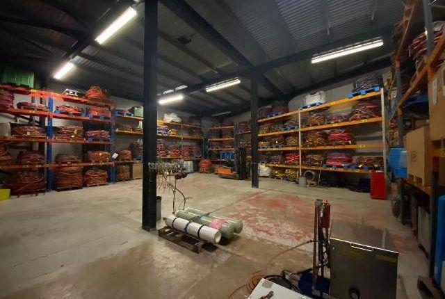 Thumbnail Light industrial for sale in Workshop, Theatre Lane, Aberdeen