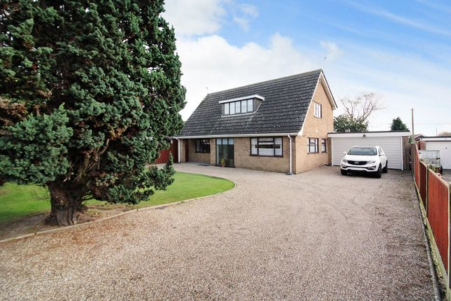 Thumbnail Detached house for sale in Ormesby Road, Caister-On-Sea, Great Yarmouth