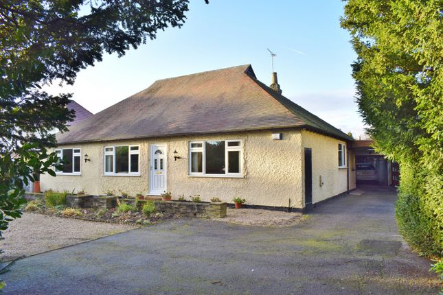 Thumbnail Detached bungalow for sale in Shelford Road, Radcliffe-On-Trent