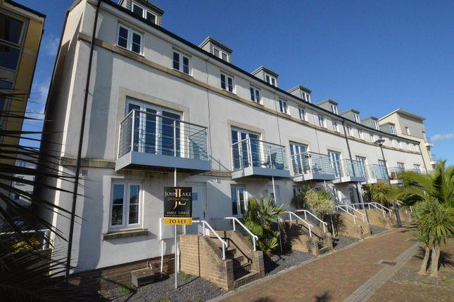 Thumbnail Terraced house to rent in Richardson Walk, Torquay