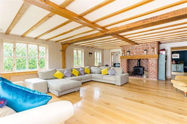 Living Area of Marks Hall Lane, White Roding, Dunmow, Essex CM6