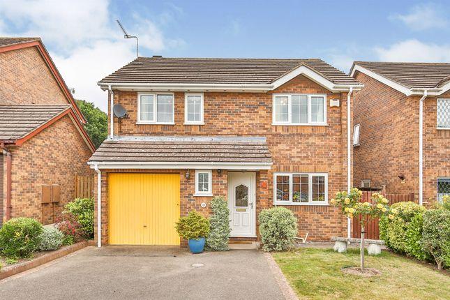 Thumbnail Detached house for sale in Haverscroft Close, Taverham, Norwich