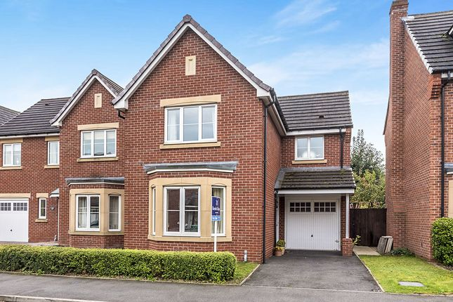 3 bed detached house for sale in Cauldon Drive, Stone