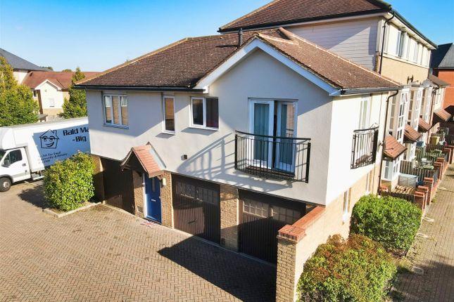 Thumbnail Detached house for sale in Seaton Grove, Broughton, Milton Keynes