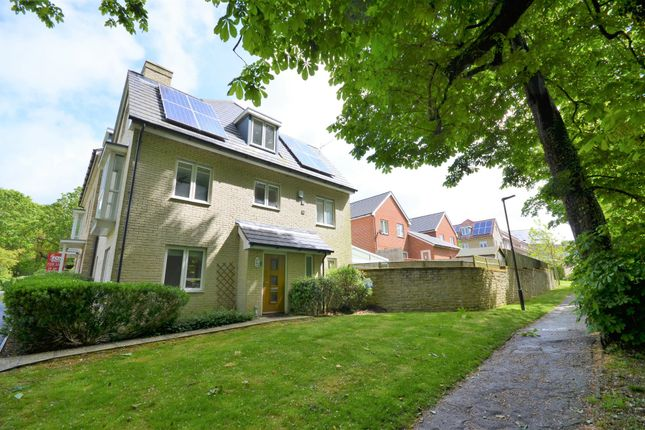 Thumbnail End terrace house to rent in Consort Gardens, East Cowes