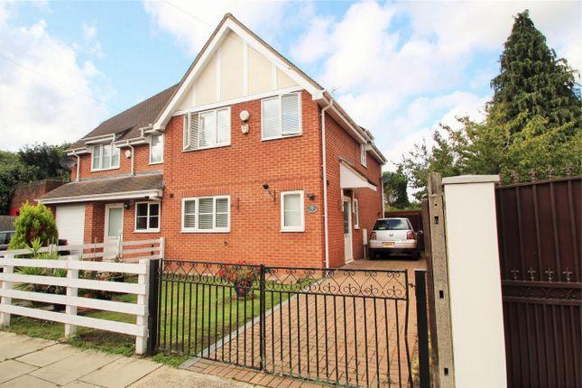 Thumbnail Semi-detached house for sale in The Larches, Hillingdon, Uxbridge