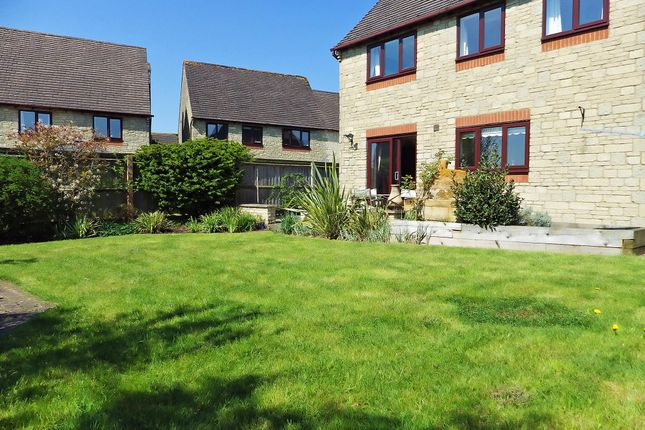 Thumbnail Detached house to rent in Cotswold Meadow, Witney, Oxfordshire