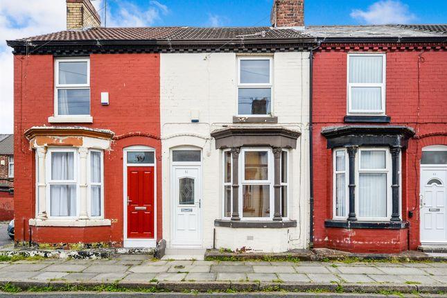 Thumbnail Terraced house for sale in Methuen Street, Wavertree, Liverpool