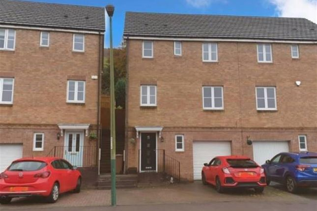 4 bed semi-detached house for sale in Under The Meio, Abertridwr, Caerphilly CF83