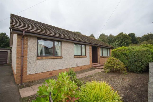 Thumbnail Detached bungalow for sale in Osborne Road, Tweedmouth, Berwick-Upon-Tweed